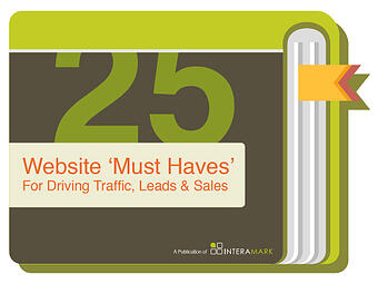 25 Website Must Haves eBook