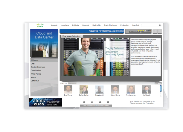 Cisco Education Virtual Forum