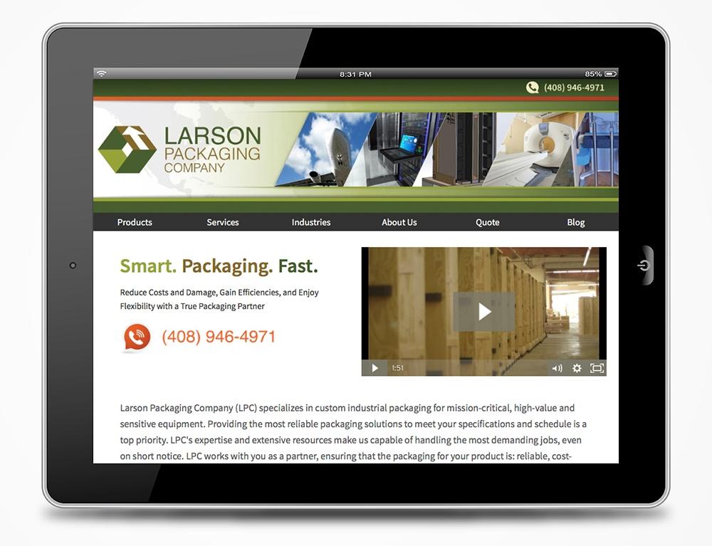 Larson-Replace